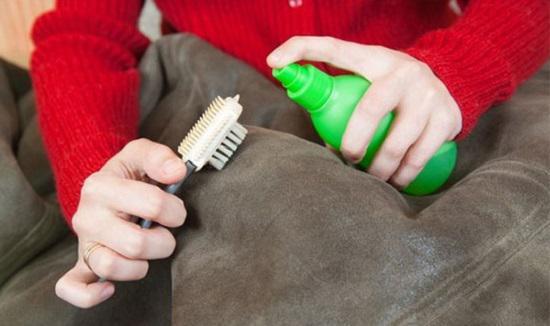 como limpiar la piel vuelta
