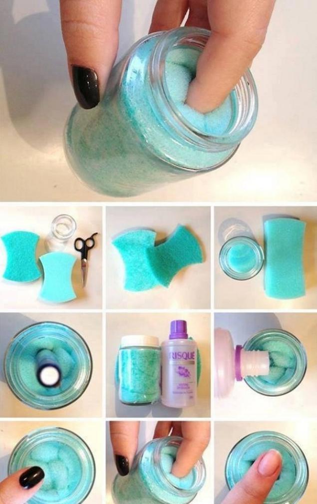 Hacer la manicura en casa es fácil! Trucos sencillos de diseño de ...
