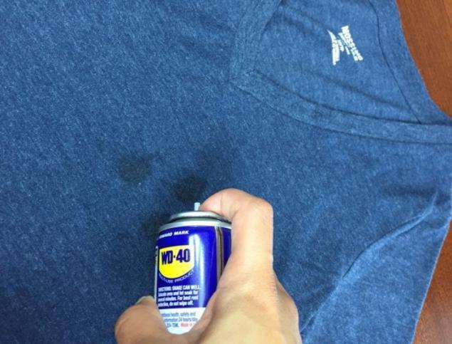 No se apresure a tirar la ropa con manchas de grasa - Limpiar suelos muy sucios ...