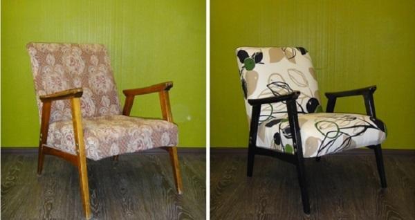 Как правильно сделать обивку кресла - БТЛ-страна
