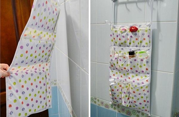 Baño Quimico Pequeno:tarro transparente no sólo decorar el interior del cuarto de baño