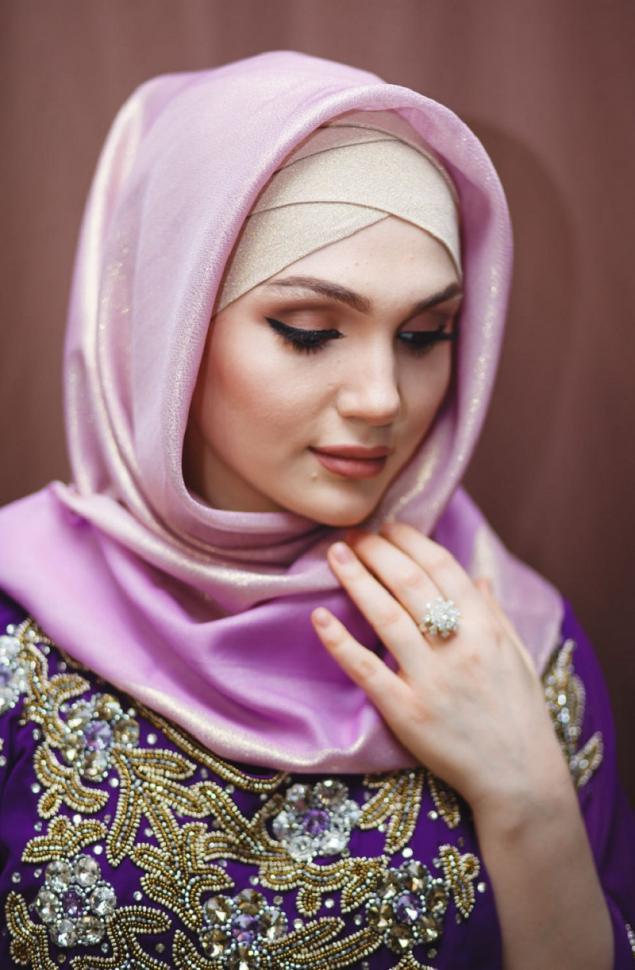 Как сшить султанки хиджаб 98