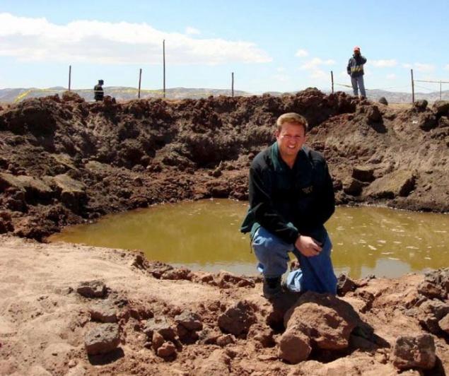 El meteorito que cay 243 en el chelyabinsk era el hierro seg 250 n las