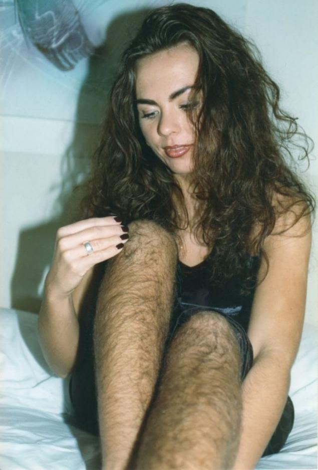 самая волосатая женщина в мире - 12
