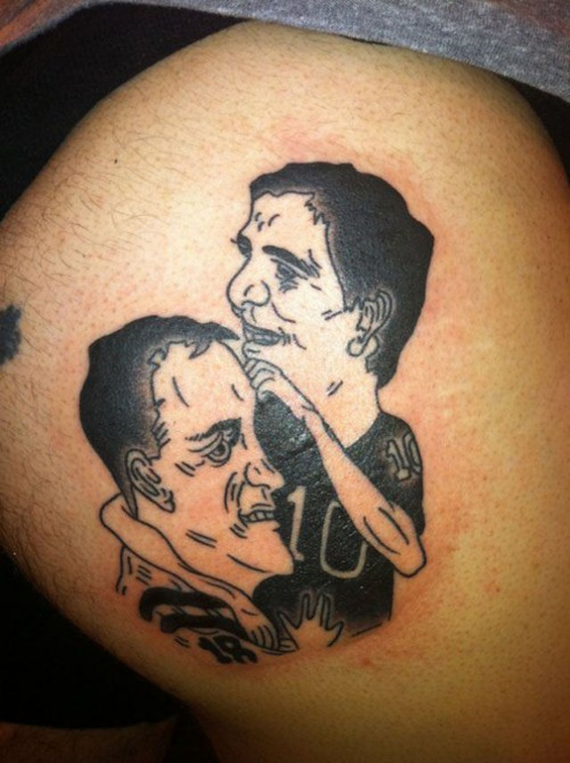 Horrible Tattoos 38 Photos Page 1