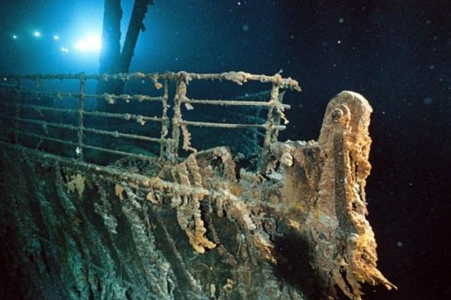 достали ли титаник из океана фото #11