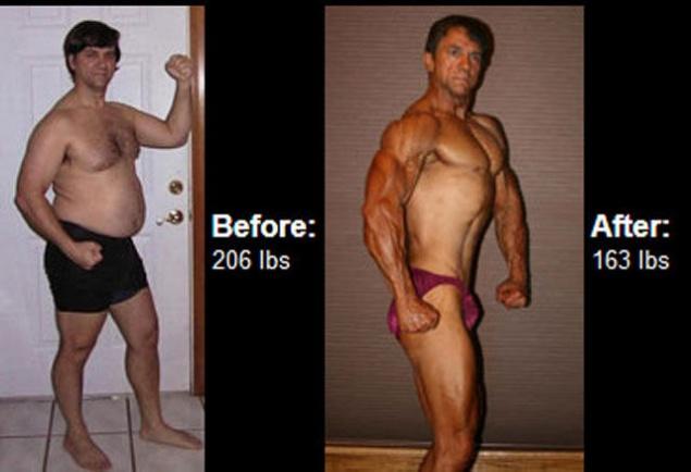 Почему вес увеличивается после тренировки
