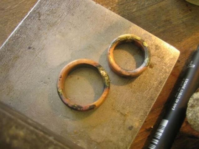 Делаем обручальные кольца своими руками (22 фото) - Страница 2 из 4