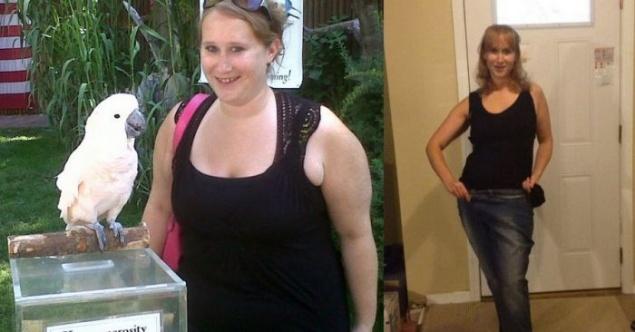 Смогли похудеть