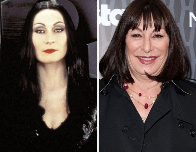 How did the characters from the movie The Addams Family ... Michael Fassbender Girlfriend