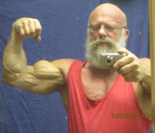 60 - летний культурист (25 фото) - Страница 1 из 4