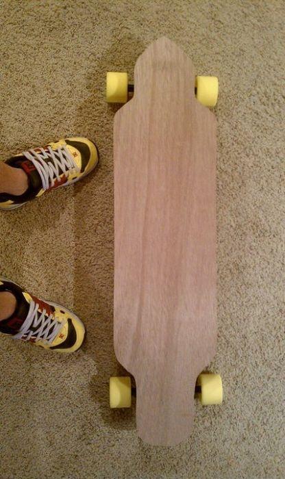 Как сделать из скейта летающий скейт