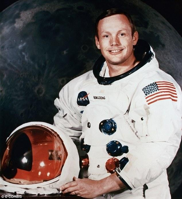 Did Neil Armstrong have a religious experience on the moon