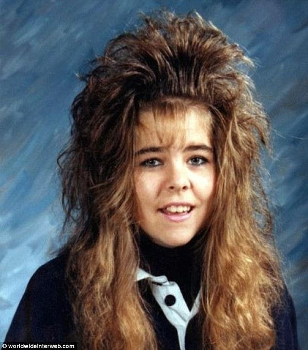 The coolest hairstyles 80s (13 photos)