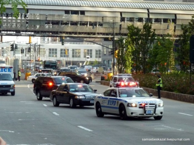 Staten Island Motorcade
