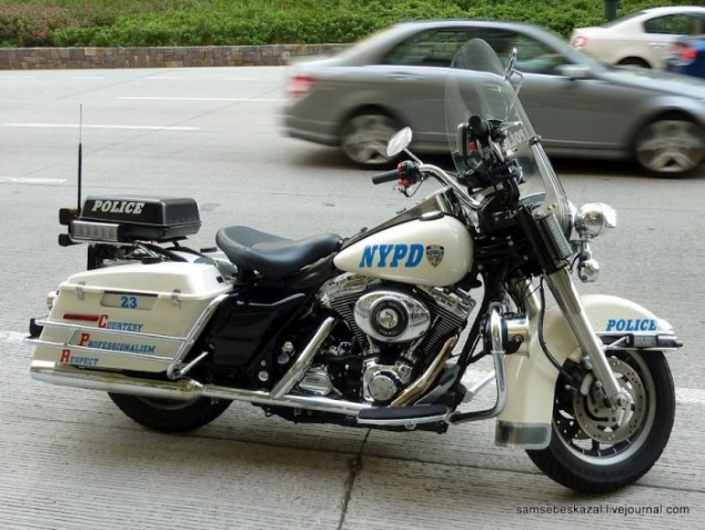 мотоциклы кортеж президента
