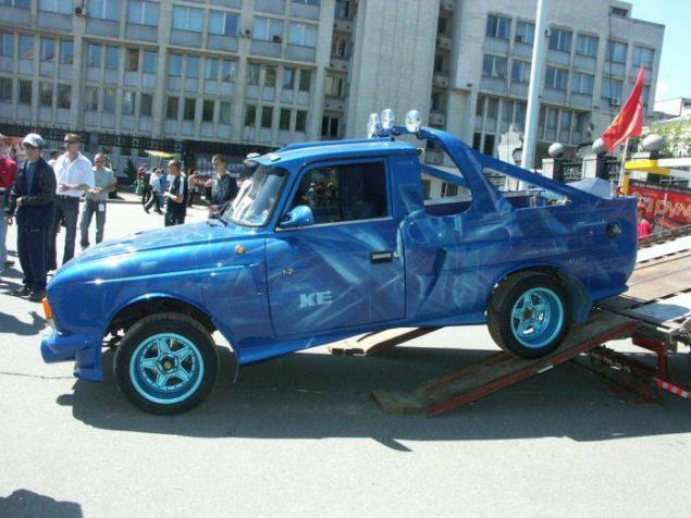 Легкий тюнинг авто своими руками 51