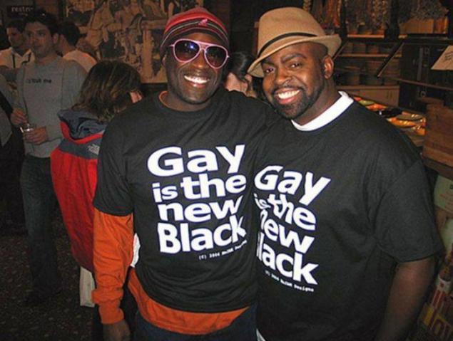 pics of gay black men  572342
