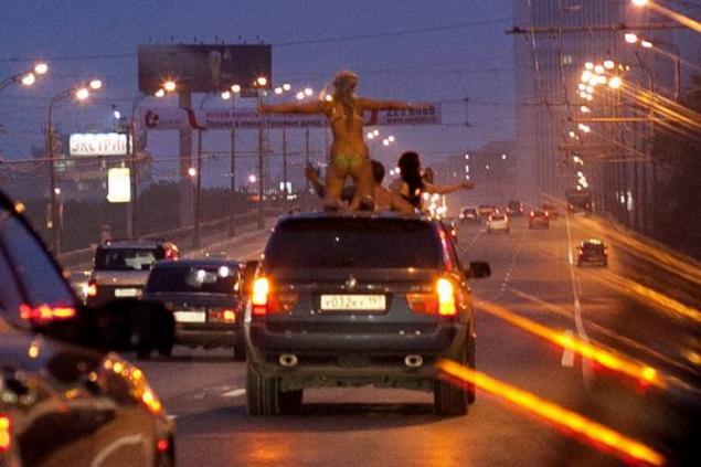 Куда сходить ночью в Москве Когда влекут огни мегаполиса