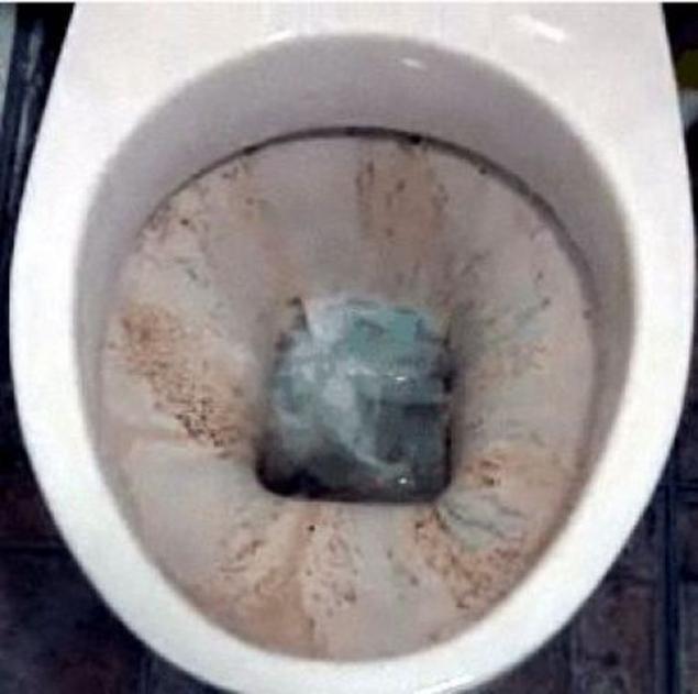 чем расщипить фикалии в сельском туалете мире Наруто
