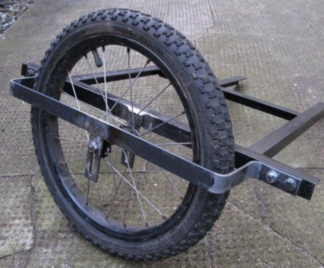 Как на велосипед сделать люльку - Water-Mart.Ru