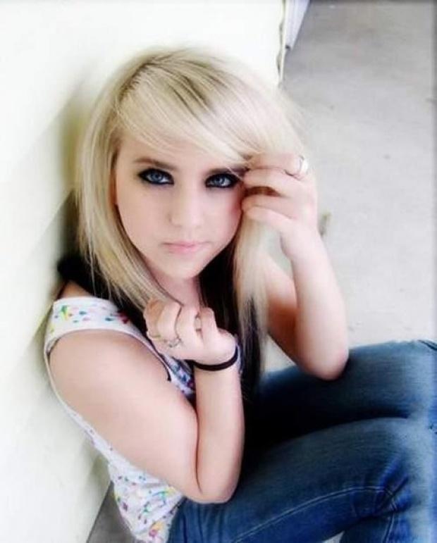 ТТН очень милая блондинка неформалка них вспоминает события