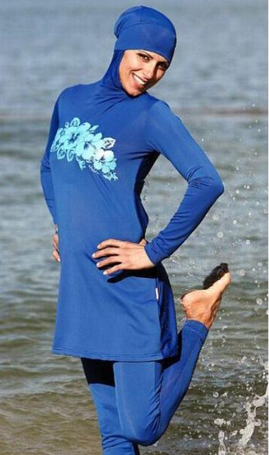 burkina swimwear for muslim girls and women page 1