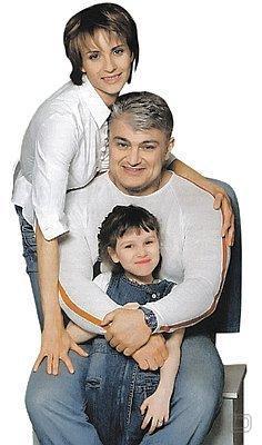 Владимир Турчинский биография, фото, его семья: жена и дети