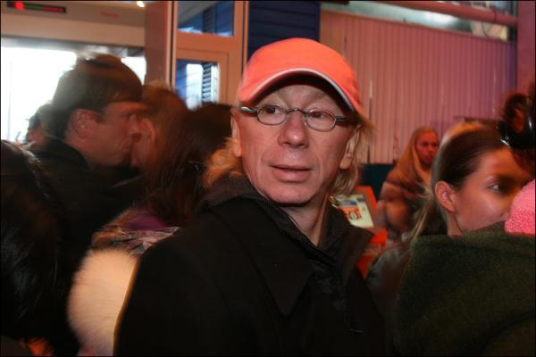 Ingeborg Dapkunayte fled from Russia on the eve of his birthday 01.20.2013 63
