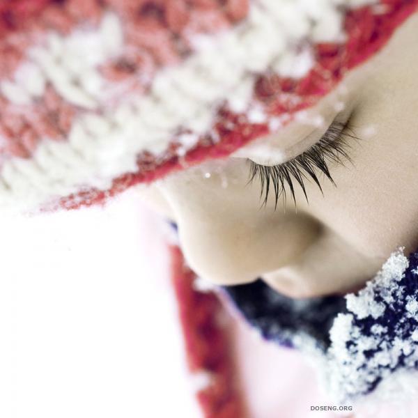 Фото на аву зимние