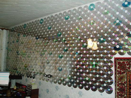 Декор комнаты своими руками из подручных средств - Pizza e Birra