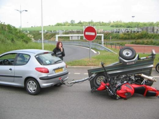 Авария — новые прикольные фото, анекдоты, видео, посты на ...
