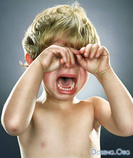 ребенок плачет фото приколы