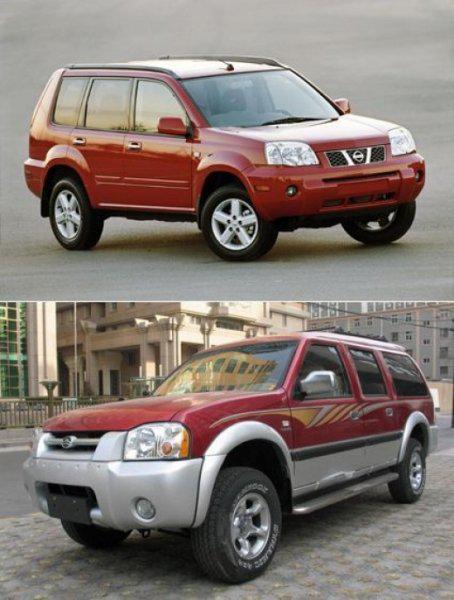 фото китайских подделок автомобилей