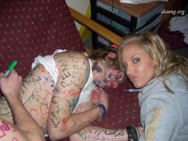 Ебут пьяных спящих - drunk-pornparty