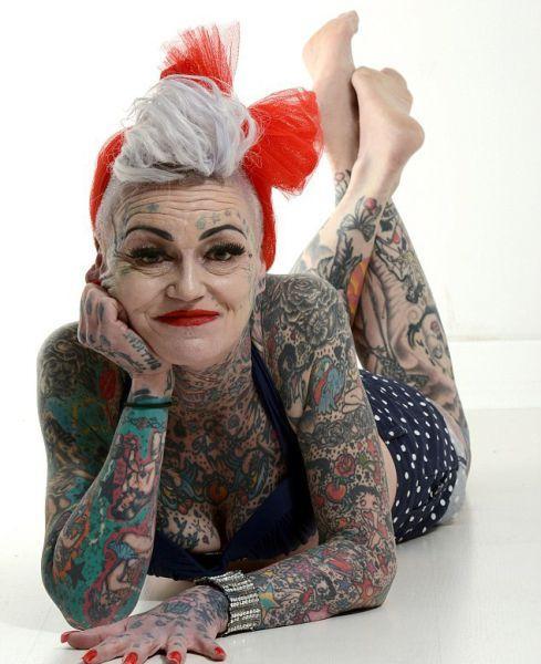 Девушка с татуировкой дракона Википедия