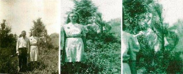 Foto de un fantasma en siete vientos