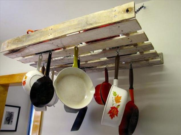 Amazoncom hanging pot rack ideas