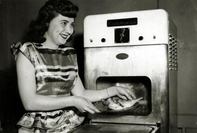 Microwave Oven 1946 ~ Los inventos de la union sovietica taringa