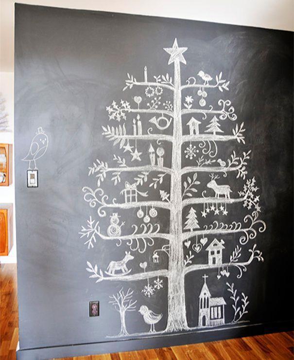 Дизайн новогодней елки 2016 фото