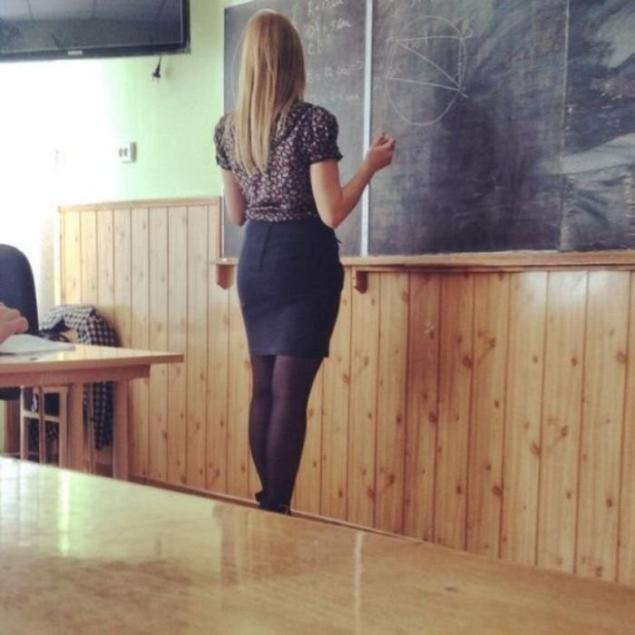 домашнее фото учительниц
