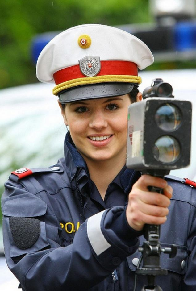 20 most beautiful women police officers from different