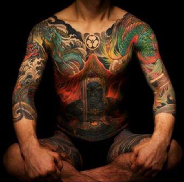 """搜索结果 如龙纹身,素描,反映了国家的文化,重现叫江户时代的"""""""