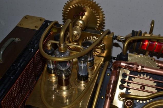 Juego de ordenador steampunk modding inspirado en el for Bioshock jardin de las recolectoras