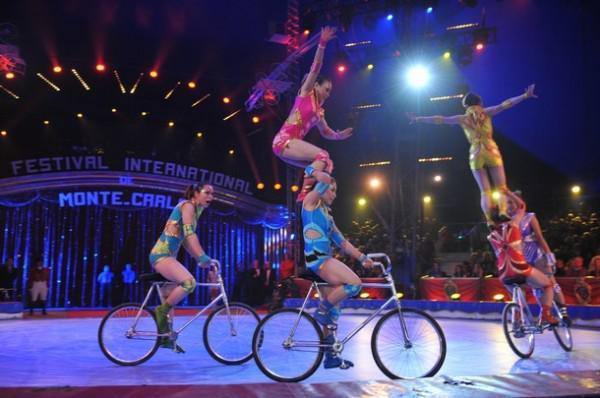 Цирковой фестиваль в монте карло