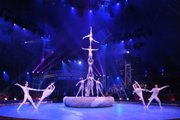 Международной цирковой фестиваль