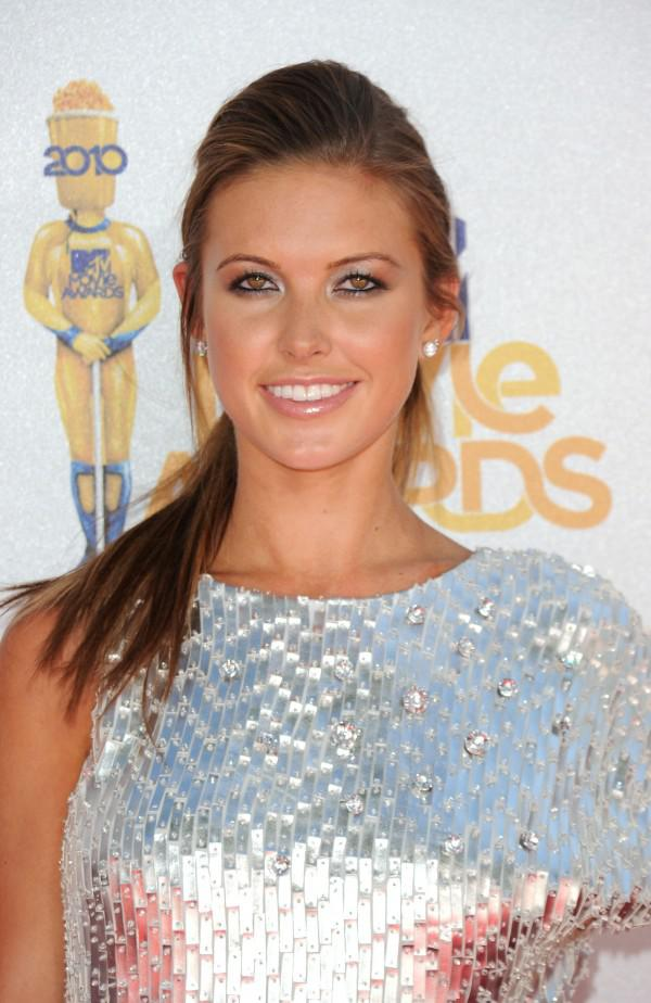 Audrina patridge layered hair