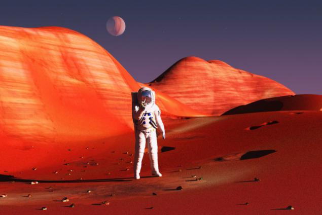 Mission to Mars attraction  Wiki  Everipedia