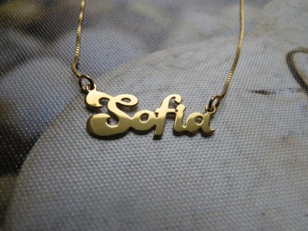 The most popular girl's name in the world - Sofia, and the men
