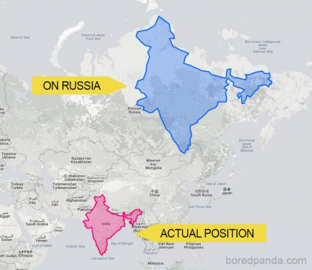 12 unique maps, which is easy to understand the real dimensions of ...